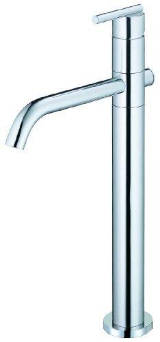Danze D226058 Parma Trim Line Single Handle Vessel Lavatory Faucet, Chrome by Danze -