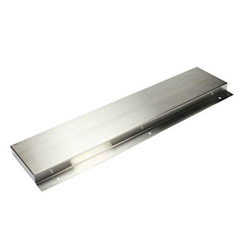 Kitchenaid W10655450 Range Backsplash Kit (Stainless) Genuine Original Equipment Manufacturer (OEM) part for Kitchenaid, Whirlpool, Jenn-Air, Maytag, Kenmore Elite, Kenmore, & Ikea, Stainless