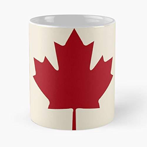 (Canada Country Fl - Best Gift Ceramic Coffee Mugs)
