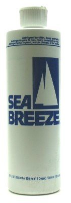 Sea Breeze Astringent 12 oz. (Case of 6) Azienda Hydrofirm Cream-Day and Night Ultimate Luxury Revitalizing Cream- Age Defying Spa Quality Formula- Designed to Deeply Hydrate- Fill Fine Lines- Minimize the Signs of Aging- Even Complexion
