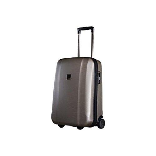 6b384813b9 (タイタン) TITAN ゼノン 機内持ち込み 小型 Sサイズ シャンパン スーツケース [並行輸入
