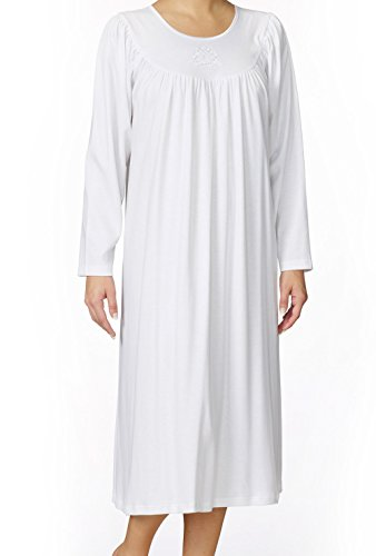 Calida Cotton Sleeve Printed Nightgown product image