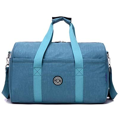 Image Unavailable. Image not available for. Color  AOU Waterproof Women  Travel Bags Carry On Luggage Duffle Bag Large Capacity Female Portable Tote  ... 11660a529d42e