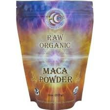 Earth Circle Organics: Raw Maca Powder 8 Oz