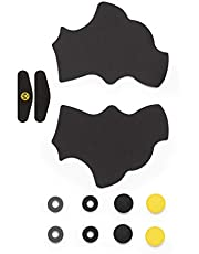 snakebyte BVB Controller Set (Dual-Shock 4 - PS4) - Officieel gelicentieerde Borussia Dortmund Gamepad Kit voor Dualshock 4 / Tuning Kit / Stickers / Non-slip grip pads / Attachments voor joysticks
