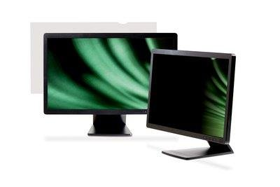 3M PF25.0W9 Privacy Filter for Widescreen Desktop LCD Monitor 25.0'' Black - 25''LCD Monitor by 3M