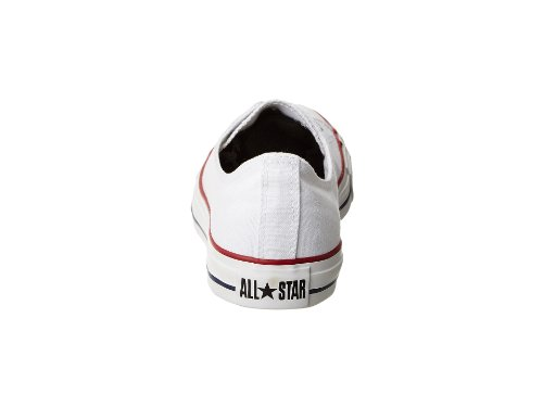 Sneaker Converse Ct 2v Ox Carboncino .optical Bianco.