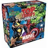 Top Trumps Tournament Marvel