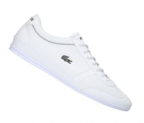 Lacoste Misano Sport 218 Cam 735CAM008421G Weiss Sneaker Weiß