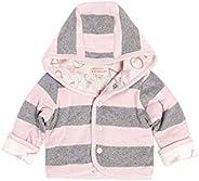 Burt's Bees baby-girls Sweatshirts, Lightweight Zip-up Jackets & Hooded Coats, Organi