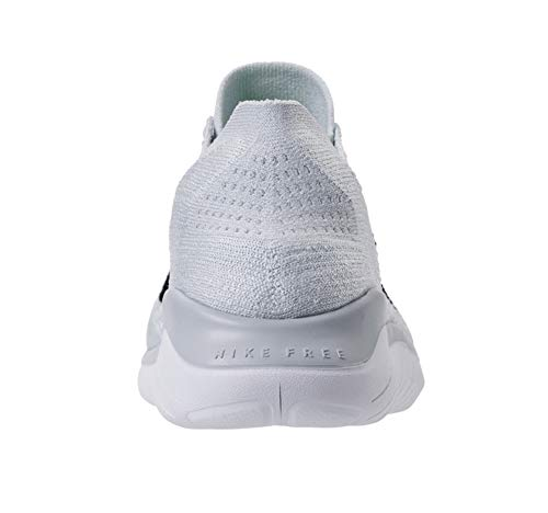 Shoes White Black NIKE Running 2018 Competition Free Flyknit Multicolour Platinum 100 Pure Men s Rn wxqq1HP8v