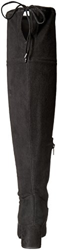 Cole Microsuede Boot Women's York Newton Black Engineer Kenneth New PxgZqwgB