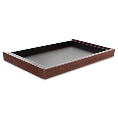 - Valencia Series Center Drawer, 31w x 15d x 2h, Mahogany
