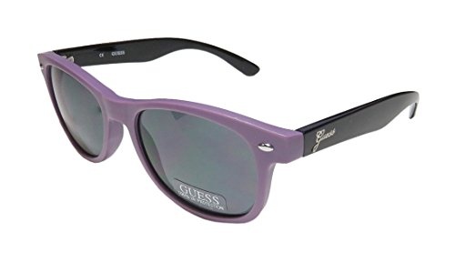 Guess GUT 126 MPUR 3 Matte Purple / Grey - Guess Prescription Sunglasses