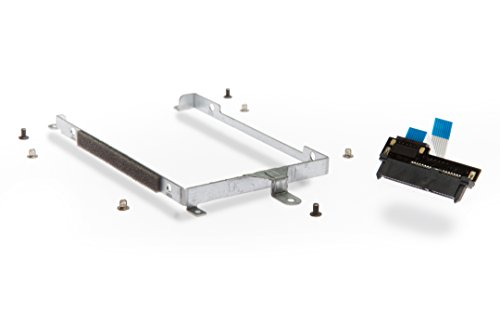 HDD Cable, Caddy Bracket for HP Envy 17-n000, 17-n100, m7-n000, m7-n100 series (genuine Newmodeus product) by Newmodeus (Image #5)
