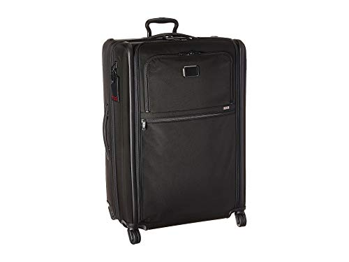 - TUMI - Alpha 3 Extended Trip Expandable 4 Wheeled Packing Case - Rolling Luggage for Men and Women - Black