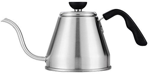Meelio Stovetop Drip Kettle ,1.2 liter Gooseneck Coffee Maker