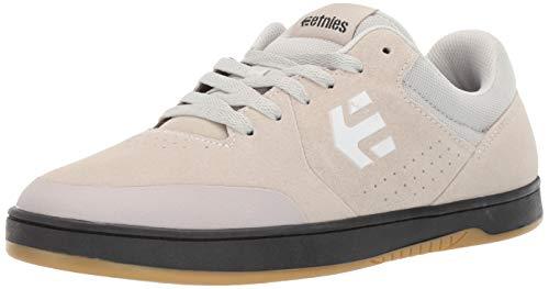 Etnies Men's Marana Skate Shoe, White/Black, 11.5 Medium US