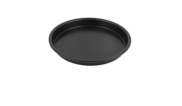 Amazon.com: eDealMax redondo del metal antiadherente Pizza Pie Postre de los pasteles molde de la hornada molde de 9 pulgadas: Kitchen & Dining
