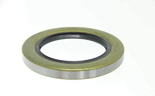 Outer Diameter I.D. Inner Diameter O.D. DL-172-03 : 2.563 : 1.70 Double Lip Grease Seal for Trailer Axle Wheel Hub Assemblies Width: 0.500