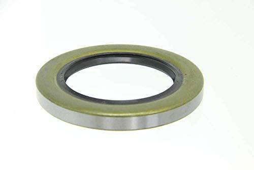 "Double Lip Grease Seal Trailer Axle Wheel Hub Assemblies (DL-2125-03), Inner Diameter: 2.125"", Outer Diameter: 3.376"""