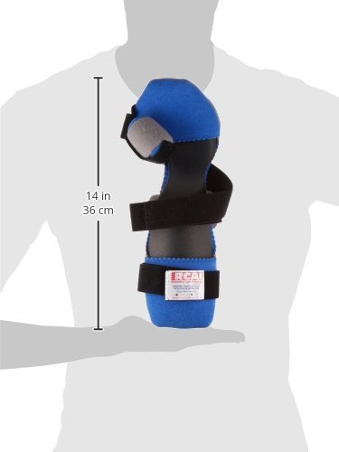 RCAI 32GHK-L-L Geriatric Hand Orthosis with Finger Separators, Left, Large by RCAI (Image #3)
