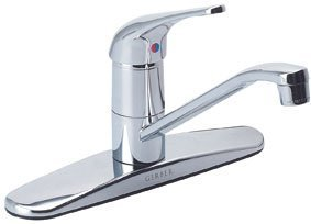 Gerber Maxwell Single Handle Kitchen Faucet