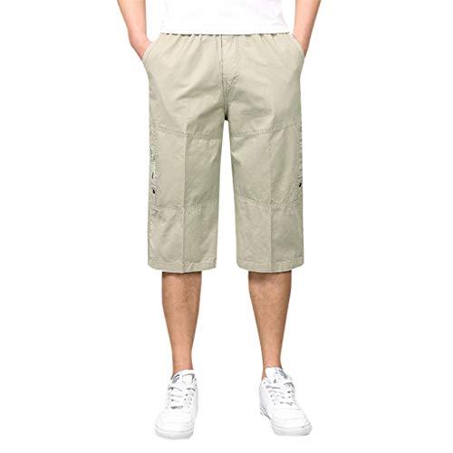 Bermuda Uomini Militari Estivo Sportivo Frauit Pantaloncino Uomo Laterali Camouflage Corto Pantaloni Sportivi Pantalone Pantaloncini Ragazzo Lavoro Tasche Estive Cotone Morbido Shorts Con Cachi Slim SMzUpV