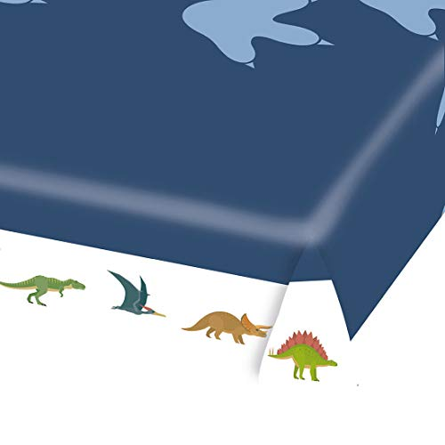 NET TOYS Lindo Mantel de Papel Dinosaurio - 115x175cm ...