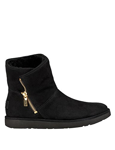 UGG Womens Kip Shearling Boot Nero low cost online outlet pre order buy cheap 100% guaranteed outlet best prices MYmKmqu1d