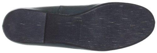 Jonnys Jerita J-17093 - Bailarinas de cuero para mujer Negro (Schwarz (Negro))