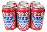 India Kola Champagne - Puerto Rico's Original Kola - 12 fl oz (Six Pack)