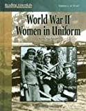 World War II Women in Uniform, Martha Sias Purcell, 0756944864