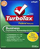 Software : TurboTax 2009 Business Federal + E-File