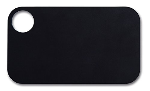Arcos Cutting Board, 8 by 6-Inch, Black