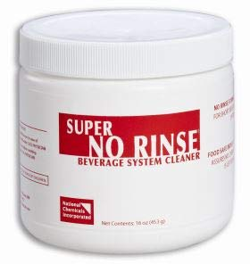 Super No Rinse Beverage System Cleaner