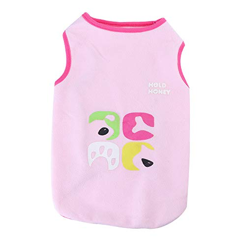 Clearance Deals Dog Costume Cartoon Vest Shirts Dog Puppy Costumes for Small Dogs Pet Clothes