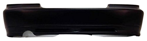OE Replacement Mitsubishi Galant Rear Bumper Cover (Partslink Number ()