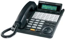 Td Kx Systems Telephone (Panasonic KX-T7453 Phone Black)