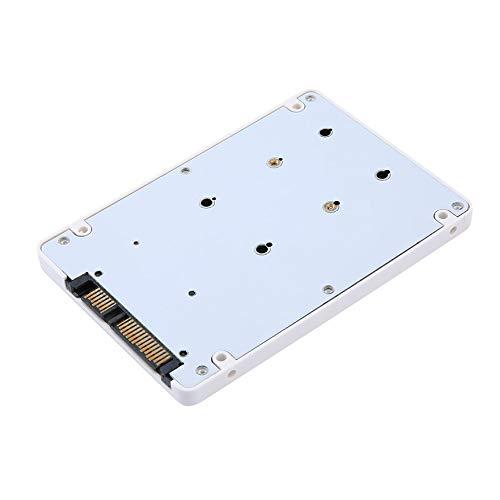 Peanutaso Mini portátil de 2.5 Pulgadas MSATA a SATA SSD Adaptador ...