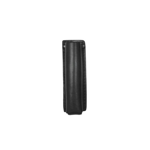 Duty Collapsible Baton - Boston Leather 5490-1 Collapsible Black Baton Holder 21