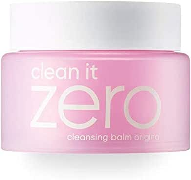 BANILA CO NEW Clean It Zero Cleansing Balm Original Makeup Remover, 100ml, Double Cleanse, Hydrate, All Skin Types, Hypoallergenic