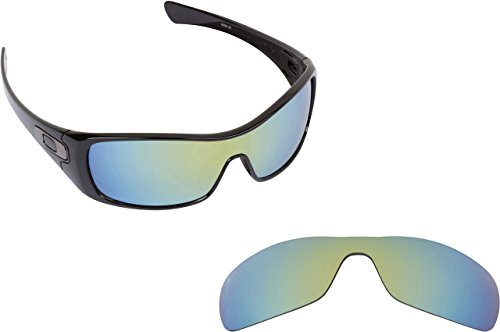 New Oakley ANTIX Polarized Green Mirror Replacement for sale  Delivered anywhere in Canada