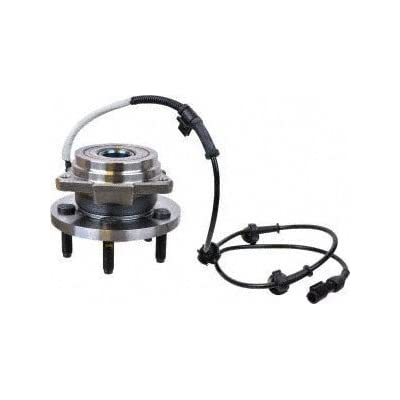 SKF BR930252 Wheel Bearing and Hub Assembly (X-Tracker Design): Automotive