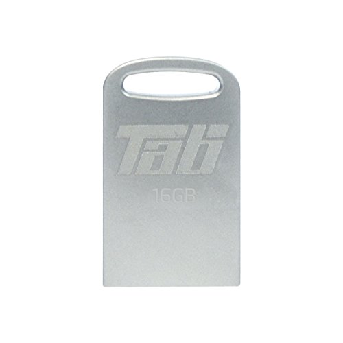 Patriot 16GB Tab Series Micro-sized USB 3.0 Flash Drive With Up To 80MB/sec & Metal Housing - PSF16GTAB3USB (Series 16gb Usb Drive Flash)