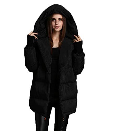 Rose couleur Doudoune Taille Qkdsa Jacket XL Noir Winter Women's 99 wqnYgUP