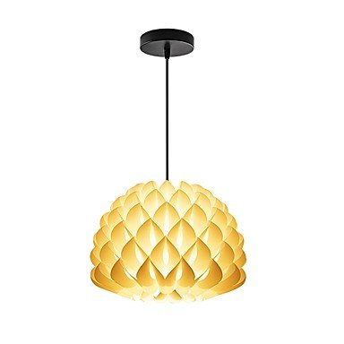 BAJIAN-LI Modern luxury A-13P DIY Kit Chandelier PP Pendant Lampshade Suspension Chandelier Light Cable and Lamp Base #16 by BAJIAN-LI (Image #5)