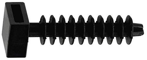 Indice TACOBRINE8 Fascetta per cavi, colore: nero, confezione da 8 INDEX