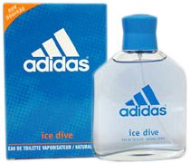 Adidas Ice Dive Cologne by Coty for men Colognes