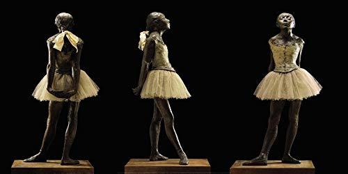 1834-1917 Nouvelles Images Poster 50/x 100/cm Little Dancer of Fourteen Years//Little 14-year-old Dancer//Kleine vierzehnj/ährige T/änzerin Degas Edgar